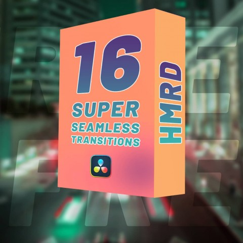 HMRD Super Transitions Pack